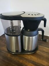 Bonavita 5-Cup One-Touch Coffee Maker Featuring Thermal Carafe, no lid