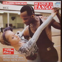 "12"" MAXI Guillermo Marchena - My Love Is A Tango (Dance Mix) MINT-,Teldec"