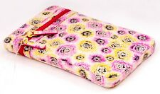 NWT LODIS POSEY FLORAL LEATHER ZIP E-READER CASE FOR KINDLE, NOOK, SONY E-READER