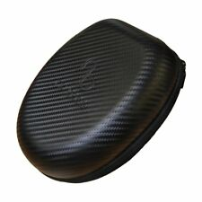 Nu Bass Headphone Earphone Case for medium to large sized headphones (Black)