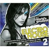 Various Artists - World's Greatest Electrohouse, Vol. 2 (2007)Brand new & sealed