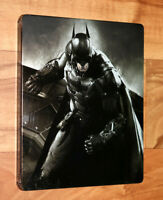 Batman Arkham Knight steelbook Only NO GAME PlayStation 4, Xbox One SIZE : G2