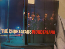 The Charlatans - Wonderland (Universal, 2001) LP Brand NEW UK rare