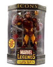 """Marvel Legends Icons Series - Iron Man 12"""" Deluxe Action Figure"""