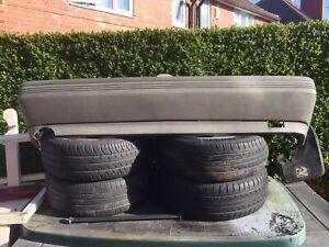Vauxhall Nova Mk1 Merit Rear Bumper