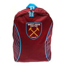 Official  West Ham United Backpack            FREE  (UK)    P+P