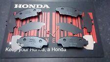 Genuine Honda CR-Z Front Brake Pads 2011-2015