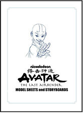 AVATAR - MODEL SHEET / STORYBOARD BOOK