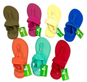 Sanuk Yoga Sling 2 Spectrum Women's Flip Flops Shoes Mat 1020273 Thongs Yoga Mat