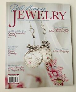 Belle Armoire Jewelry Magazine Winter 2021Craft Beadwork Wirework - SHIPS FREE!