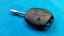 Ford Focus Mondeo Transit Connect ID60 chip key Fob Remote 3 button