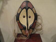 Indonesian Wood Tribal Mask, Ethnic Mask,