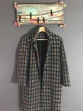 Vintage Korean Fashion Jacket Coat Top Cover Long Jacket One Size NWOT