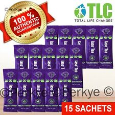❤️❤️TLC IASO INSTANT DETOX TEA 15 Sachets individual servings Total Life Changes