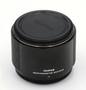 Fujifilm MCEX-45G WR macro extension tube for FUJI GFX 100 100s 50r 50s 50s II
