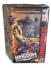 Transformers Generations War for Cybertron: Kingdom Deluxe Predacon Scorponok