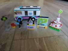 LEGO FRIENDS « LE CAMION TV DE HEARTLAKE CITY »  Complet