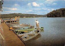 B45735 Stare Jablonski Prystan nad jaziorem Szelag Maly boats bateaux   poland
