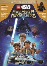 LEGO STAR WARS: FREEMAKER ADVENTURES SEASON 2 DVD