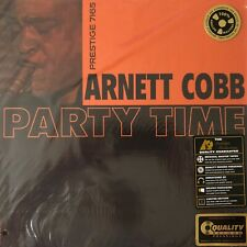 Arnett Cobb - Party Time(HQ-200g Vinyl LP), Analogue Productions