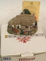 Lilliput Lane OLD MOTHER HUBBARD'S 1993 - #Rare Brand New Vintage