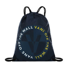 Vans Neuf Homme Ligue Bench Sac - Robe Bleus/Gibraltar Mer Neuf avec Étiquette