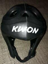 KWON Shocklite Kopfschutz CE S//M schwarz