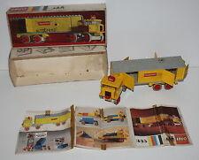 LEGO VINTAGE SET 335 Trasport Truck 1967 100 pieces con Box Rovinato