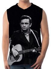 Johnny Cash Herren Tank Top Trägertops wa16 aao20165