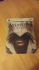 Assassins Creed II Master Assassin Edition Microsoft Xbox 360 2009 Free Shipping