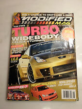 Modified Mag June 2005 6/2005 Automobile, English, Monthly