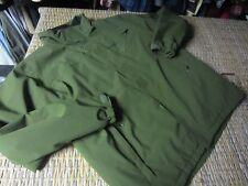 COLUMBIA Titanium WILDCARD III SOFTSHELL ski snowboard JACKET coat Olive Large L