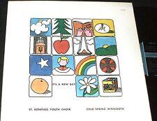 ST. BONIFACE MN YOUTH BOYS GIRLS CATHOLIC CHOIR LP Cat Stevens Edwin Hawkins
