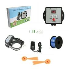 X-881B Underground Electric Dog Fence System & Training Shock Collar for 2 Dogs*