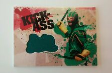 Kick-Ass Dynamic Firces 2010 Costume Material Card