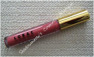 LORAC The Royal Enchanted Lip Lustre Creme Gloss Peach Nude 11 oz. $18 Ltd Ed