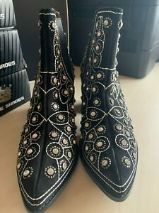 Boots by Free People Jeffrey  Campbell USA Womens 9.5