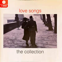 Various - Love Songs—The Collection (CD)