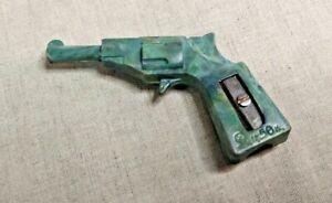 Vintage Soviet pencil sharpener gun plastic USSR