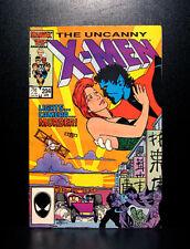 COMICS: Marvel: Uncanny X-Men #204 (1986) Nightcrawler solo - RARE