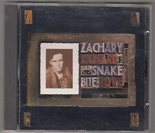 ZACHARY RICHARD - snake bite love CD