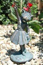NC State Wolfpack MRs. Wuf Mascot Garden Statue