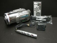 Panasonic Nv-Gs250 camcorder accessories mint condition tested mini Dv Digital