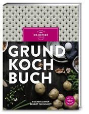 Dr. Oetker Deutsch-Bücher über Kochen & Genießen als gebundene Ausgabe