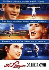 A LEAGUE OF THEIR OWN Movie POSTER 27x40 C Geena Davis Tom Hanks Lori Petty