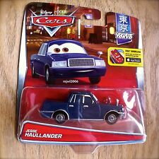 Disney PIXAR Cars JESSE HAULLANDER diecast 2016 CRUISIN' TOKYO theme 5/9 Sedan