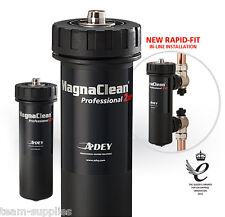 Magnaclean Professional 28mm XP MAGNETICO CALDAIA RISCALDAMENTO CENTRALE FERRO Filtro Adey