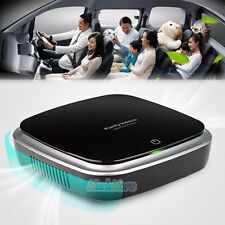 Auto Car Home Fresh Lonic Air Purifier Oxygen Bar Ozone Lonizer Cleaner Diffuser