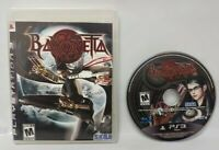 Bayonetta - Sony PlayStation 3 PS3 Game Tested + Working