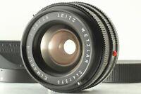 【N MINT+++ w/ Hood】 LEICA LEITZ ELMARIT-R WETZLAR 28mm F/2.8 MF Lens 2Cam Japan
